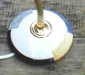 Keramik-Schreibtisch-stehlampe Schreibtischstehlampen Tischstehlampen